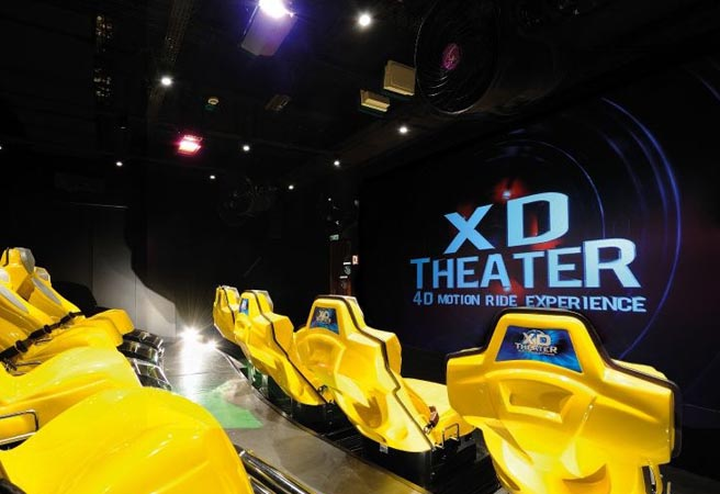 4D-Кинотеатр
