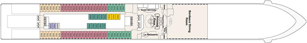 <p>Палуба: 5/Plaza</p>