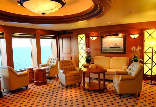 Лаунж Admirals Lounge