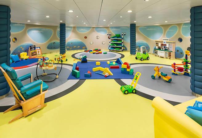 Детский клуб для детей 3-12 лет