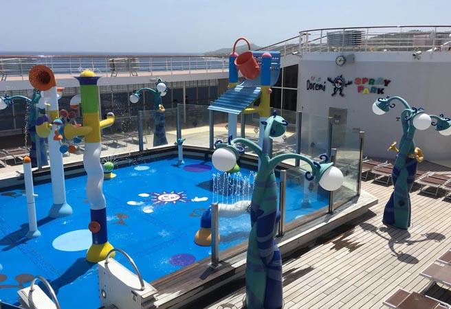 Аквапарк Doremi Spray Park