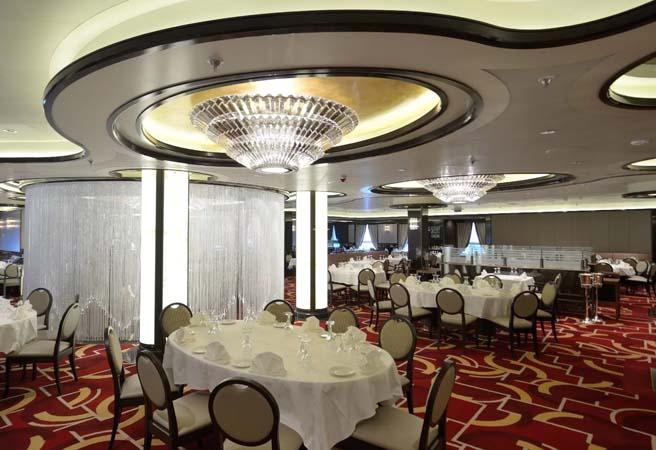 Основной ресторан Allegro Dining Room