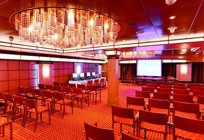 Конференц-зал Amadeus Lounge