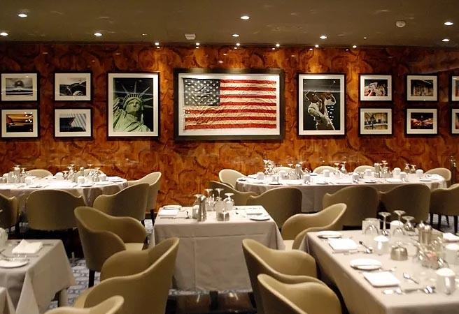 Основной ресторан American Icon Grill