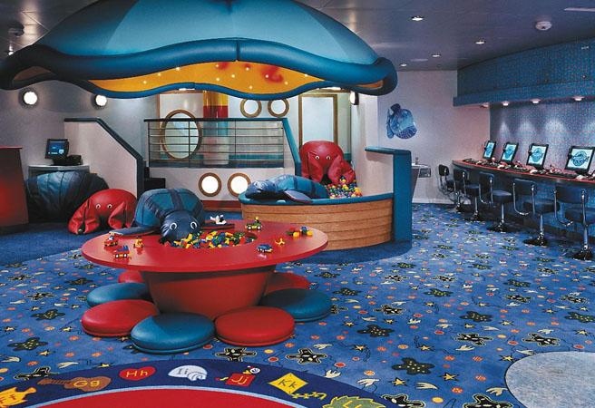 Детский клуб Aquanauts для детей 3-5 лет