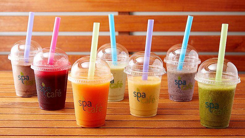 Кафе Spa