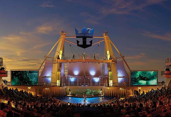 Акватеатр AquaTheater