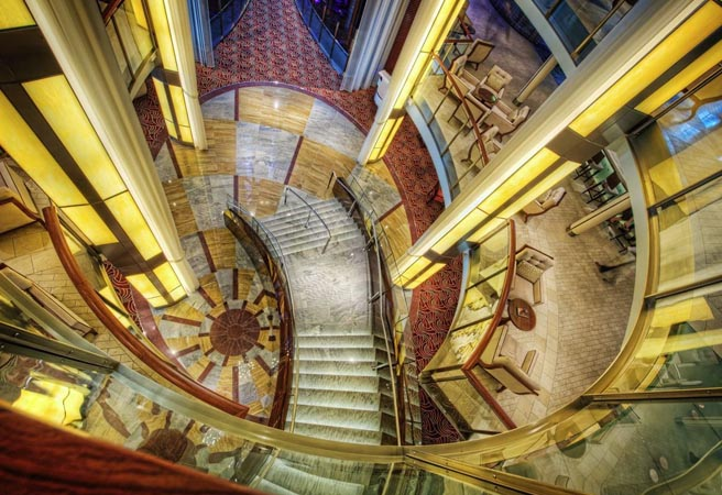 Атриум Grand Foyer