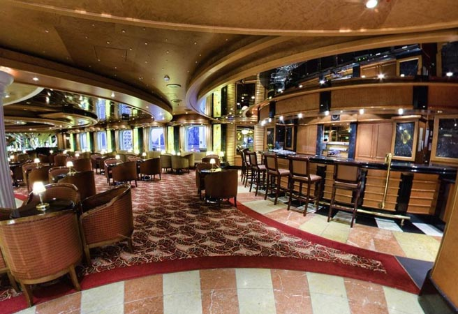 Бар Crooners Lounge