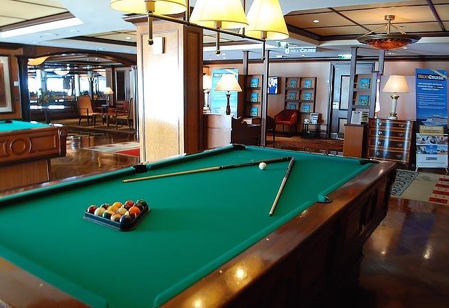 Американский бильярд в Billiard Club