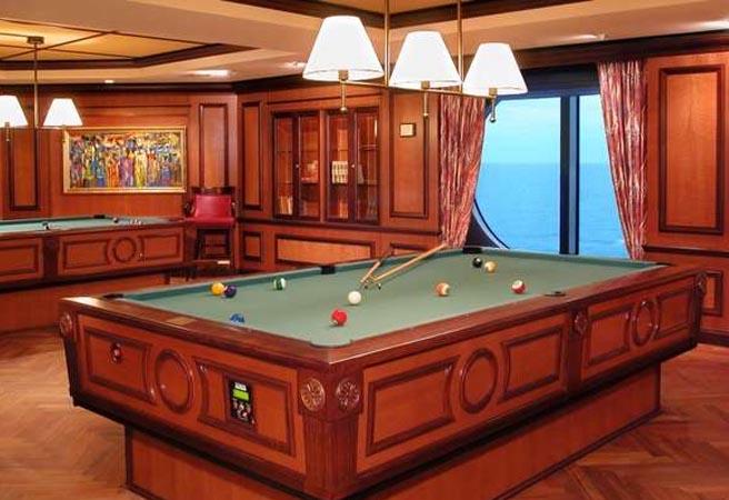 Бильярдный клуб Bombay Billiard Club
