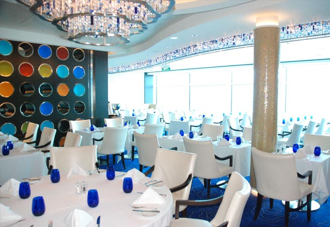 Альтернативный ресторан Blu
