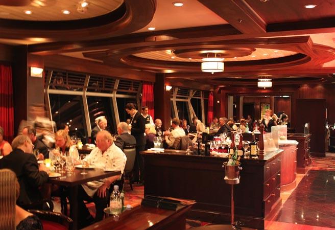 Альтернативный ресторан Chops Grille