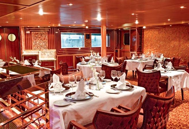 Альтернативный ресторан Club Restaurant Blue Moon