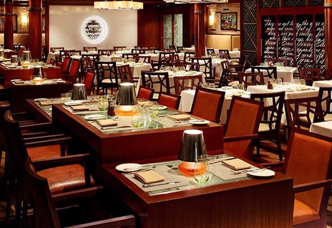 Ресторан для сьютов Coastal Kitchen