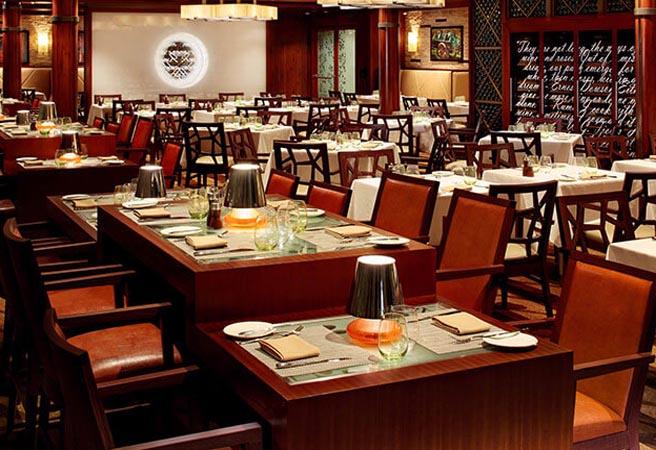 Альтернативный ресторан Coastal Kitchen