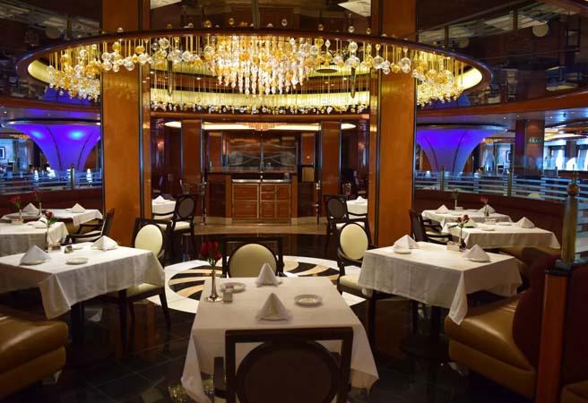 Основной ресторан Concerto Dining Room