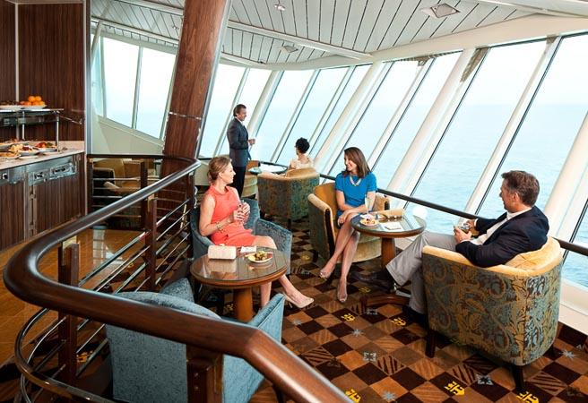 Эксклюзивная гостиная Concierge Club