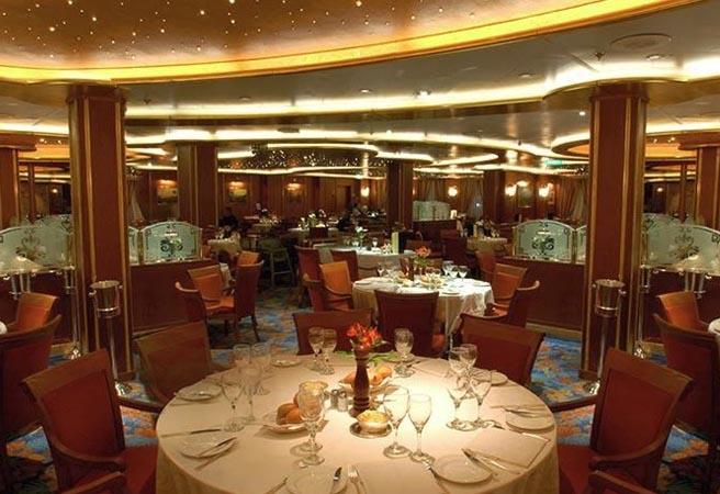 Основной ресторан Coral Dining Room