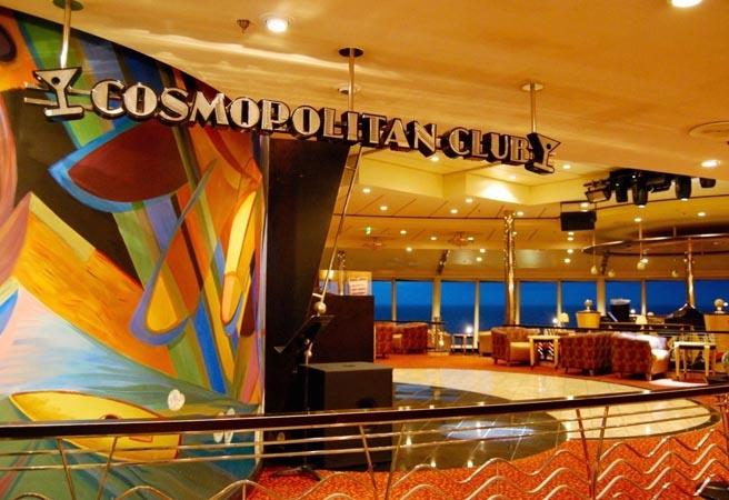 Бар Cosmopolitan Club