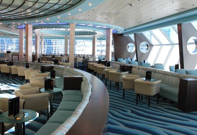 Шоу-лаунж Cosmos Lounge