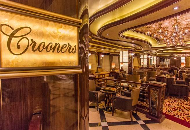 Ланудж-бар Crooners