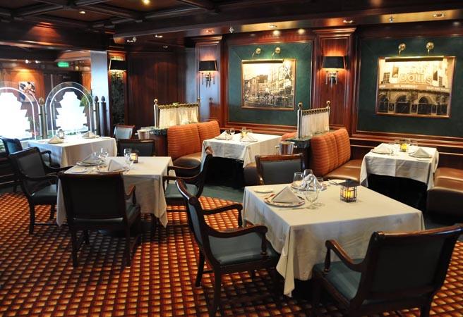 Альтернативный ресторан Crown Grill