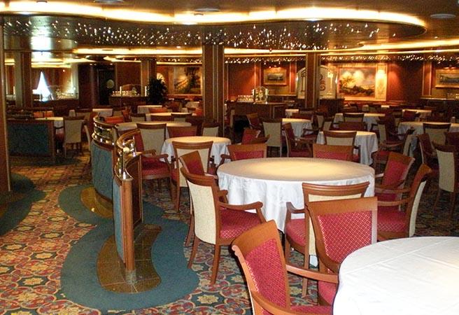 Основной ресторан Da Vinci
