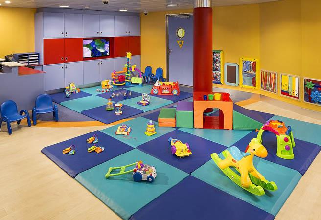 Детский клуб для детей 6-36 месяцев