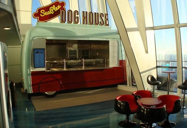 Кафе Dog House