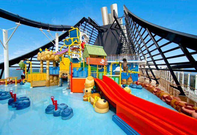 Детская игровая зона Doremi Castle