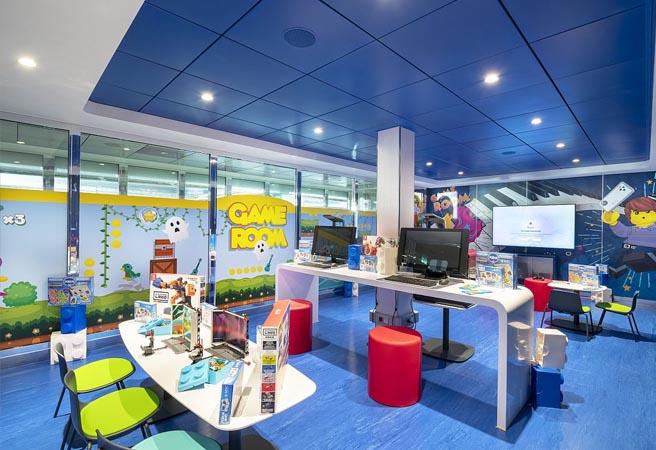 Игровая комната Doremi Lab