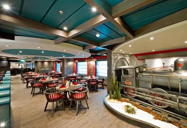 Альтернативный ресторан Eataly Steakhouse