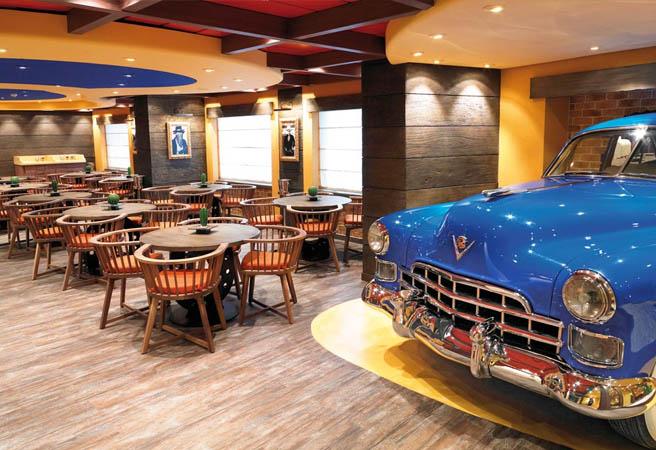 Альтернативный ресторан Tex Mex & Steak House El Sombrero