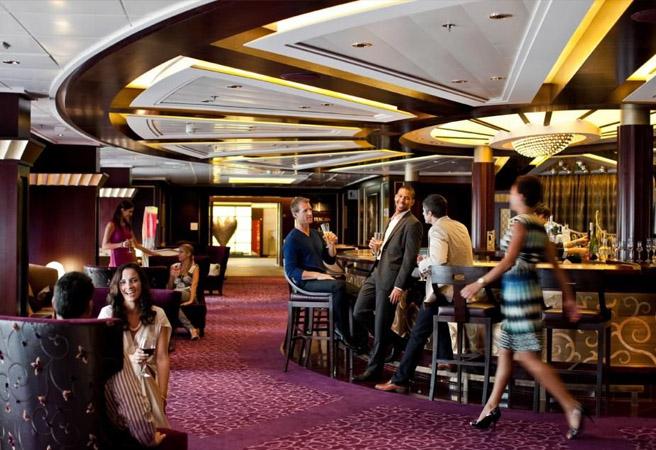 Лаунж-бар Ensemble Lounge