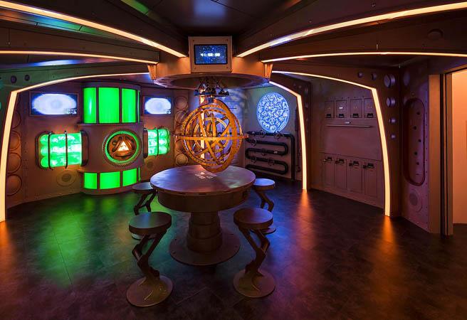 Квест-комната Escape the Rubicon