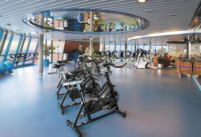 Фитнес-центр