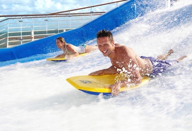 Симулятор серфинга FlowRider