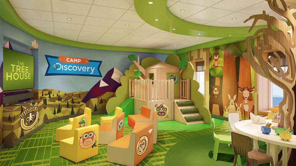 Клуб для детей от 3 до 7 лет