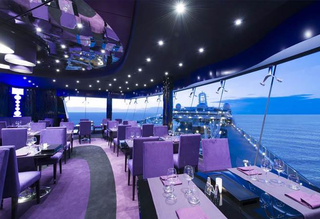 Альтернативный ресторан Galaxy Lounge