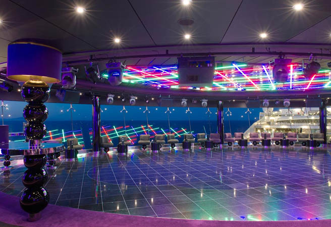 Дискотека Galaxy Lounge