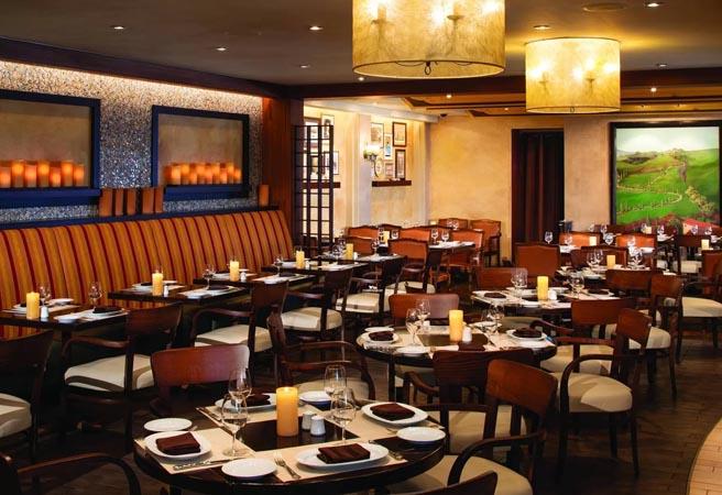 Альтернативный ресторан Giovannis Table