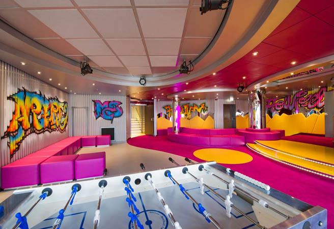 Клуб для подростков Graffiti's