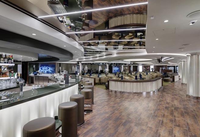 Лаунж-бар Haven Lounge