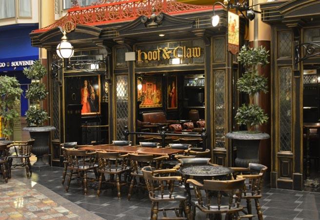 Бар Hoof & Claw Pub