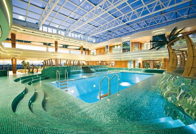 Крытый бассейн I Tropici