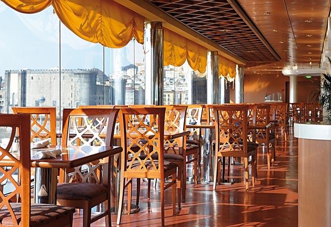 Альтернативный ресторан Il Giardino