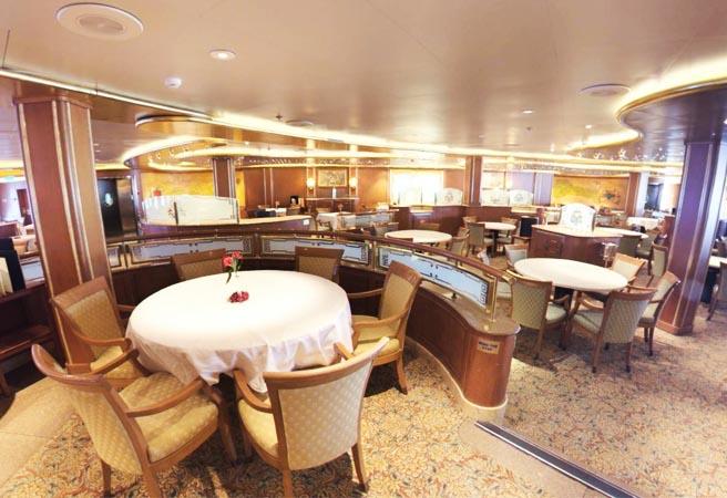 Основной ресторан Island Dining Room