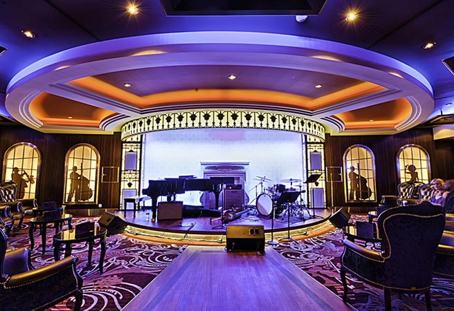 Клуб-бар Jazz on 4
