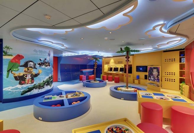 Детский клуб Junior Club Lego